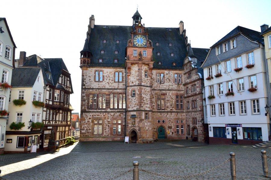 12 13 Marburg Ratusha