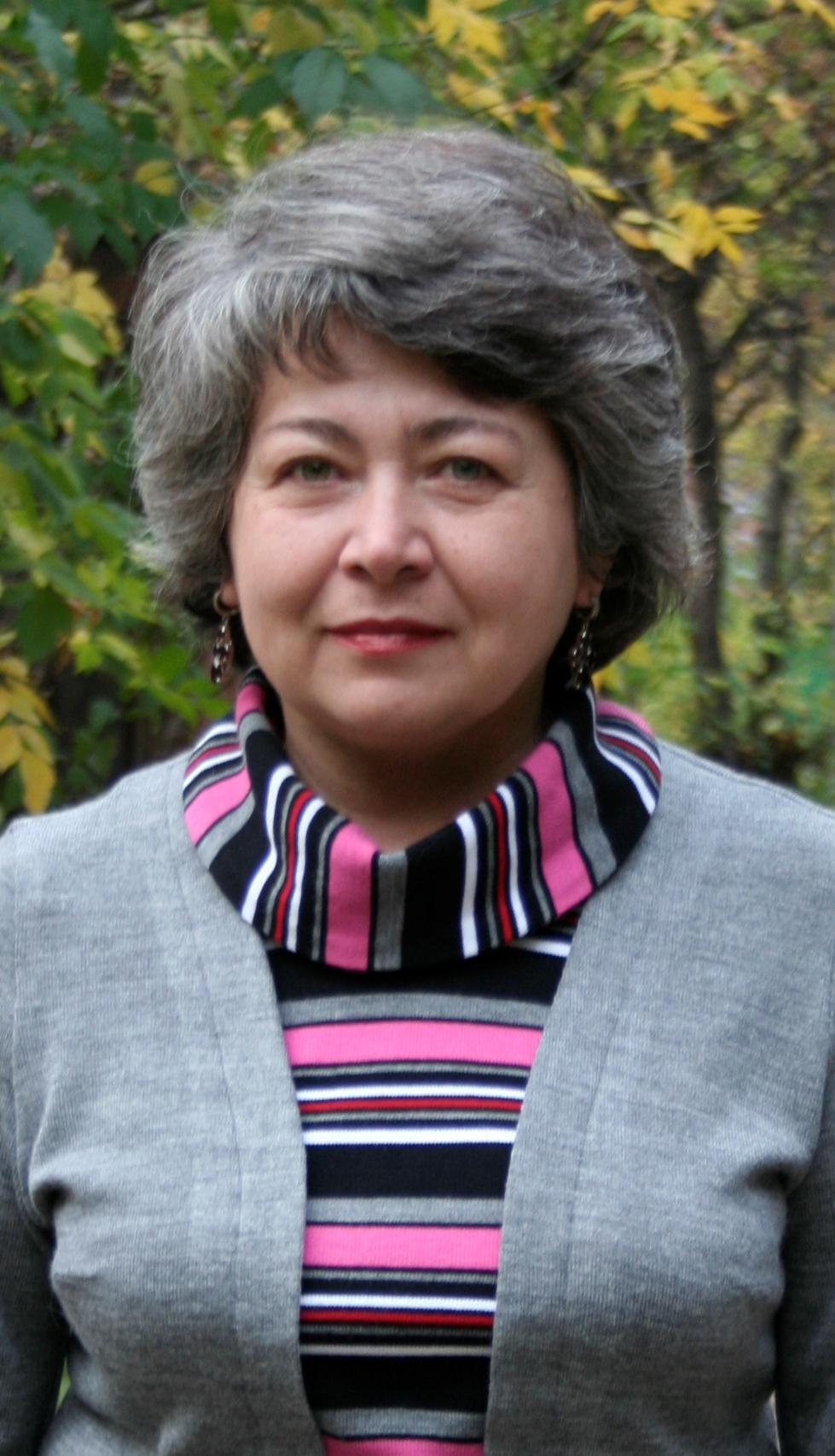 14 15 Lyudmila Sherstova
