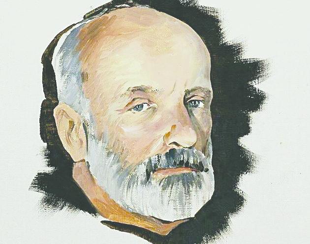 15 Trostnikov portret