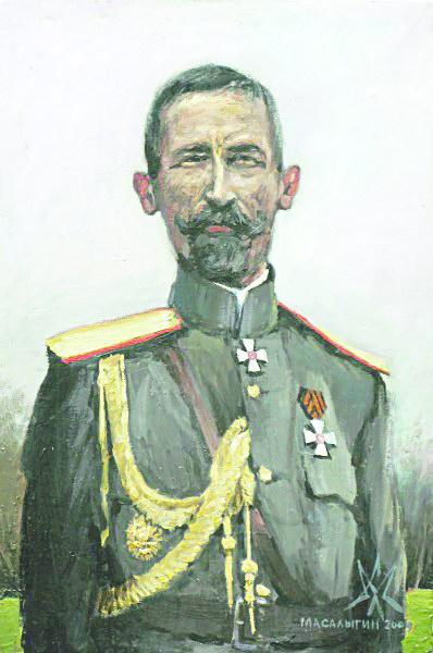 16 Kornilov portret