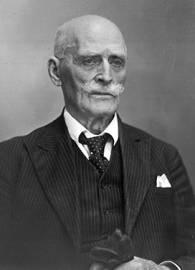 Кнут Гамсун, нобелиат 1920 года