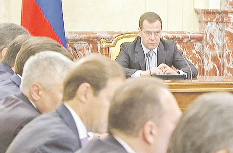 1 Medvedev