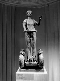 Скульптура Алексея МОРОЗОВА