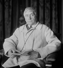 Морис Метерлинк, нобелиат 1911 года