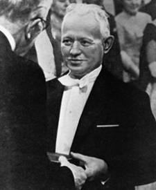 Михаил Шолохов, нобелиат 1965 года