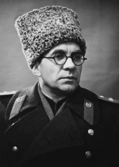 Полковник Константин ПОЗДНЯЕВ. 1957 г.