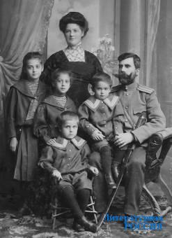 Семья Ивана АБАДЖИ-КИРКЛИССОВА