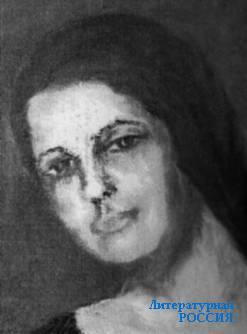 Евгения Николаевна ФЁДОРОВА,  портрет 1933-го года
