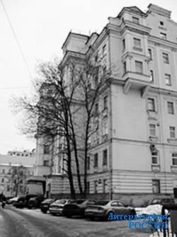 Бывшее здание «Литературной газеты»
