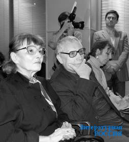 Юрий и Мария МАМЛЕЕВЫ. Ноябрь 2009г.