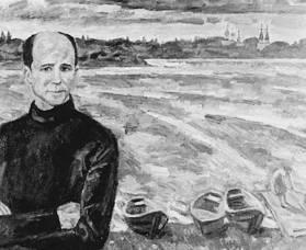 Эдуард Браговский.  Николай Рубцов в Ферапонтове