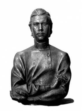 Портрет С.Н. КАДИКИНА. 1988
