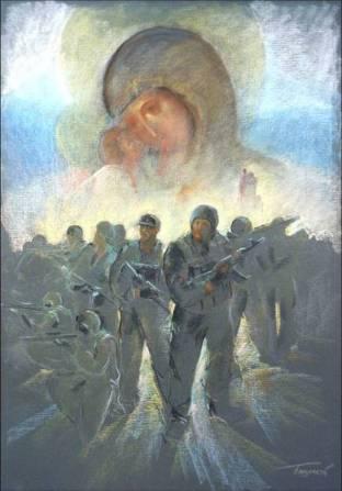 Рисунок Игоря БАШМАКОВА