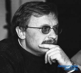 Илья БОЯШОВ, лауреат премии «Национальный бестселлер».