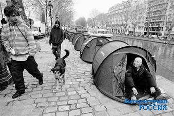 Париж Владимира Личутина