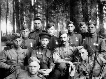 Фото из архива Н.Ф. НАУМОВА