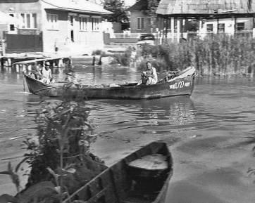 Кадр из фильма «Липоване. Дунайская Венеция»