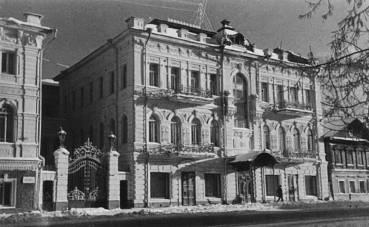В этом здании в редакции газеты  «Северная правда» работал Игорь Дедков