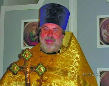 Иерей Николай Толстиков