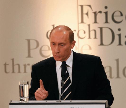 4 5 6 7 Putin Munhen