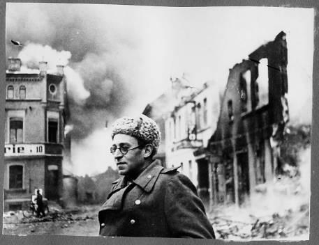 Василий Гроссман в дни войны