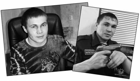 Егор Молданов в 2008 году... и в 2010-м