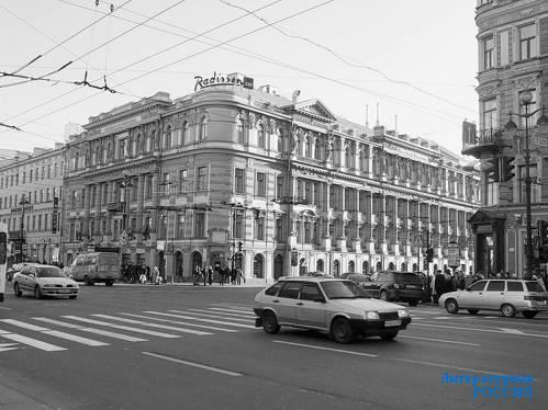 В 1960-е – 80-е годы на углу Невского и Владимирского находилось кафе «Сайгон»