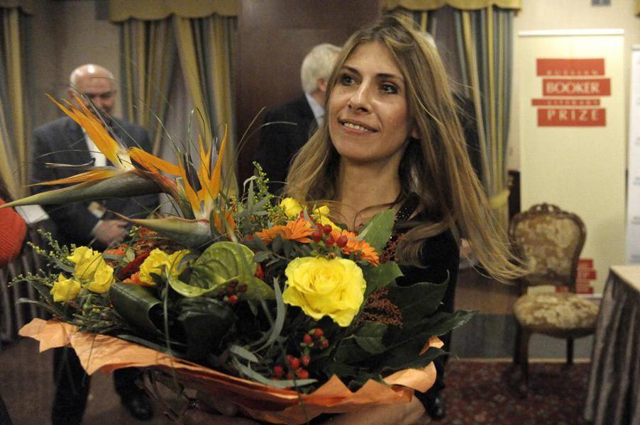 6 Alexandra Nikolaenko laureat Russian Booker