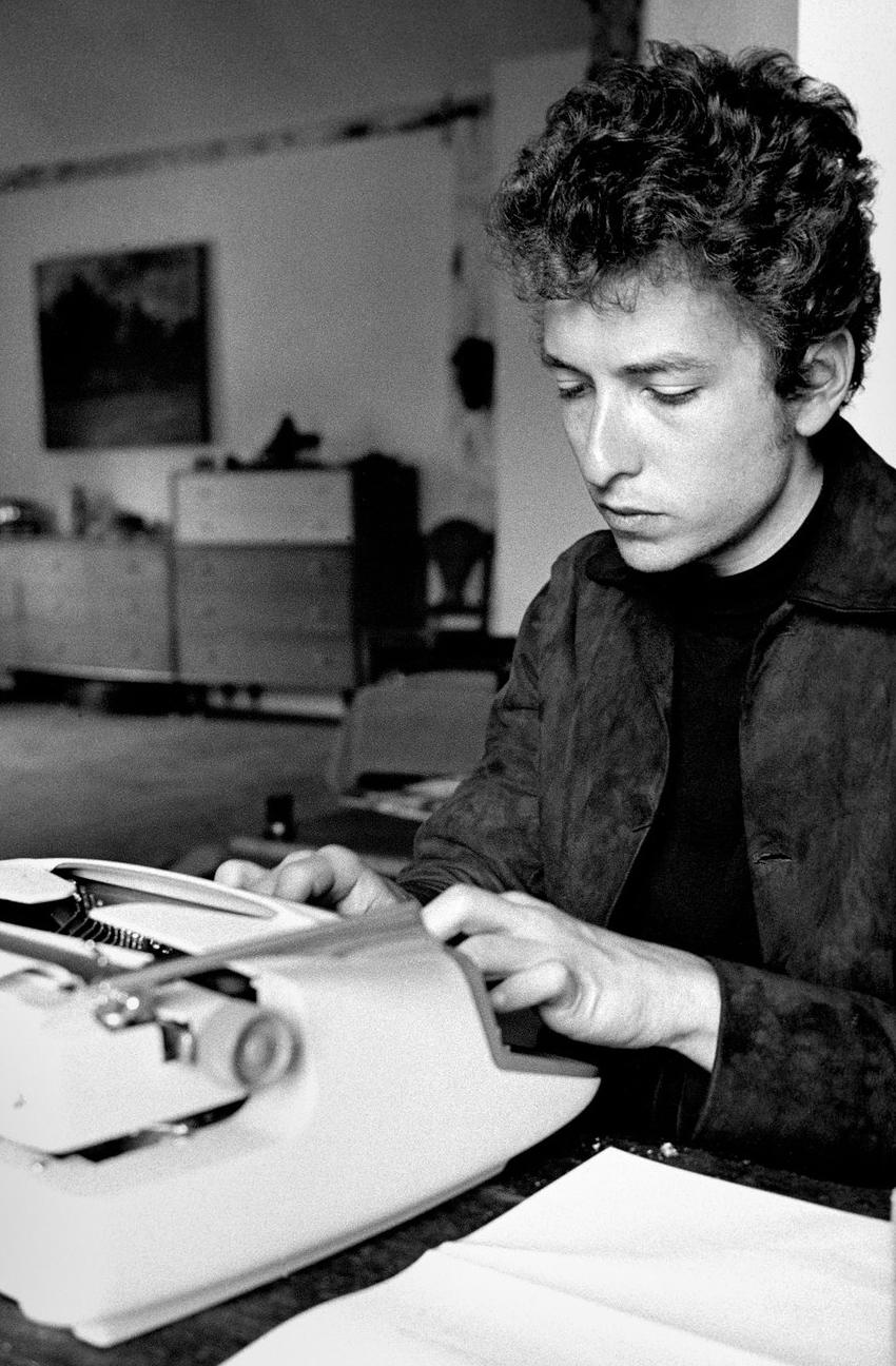 Bob Dylan pechat