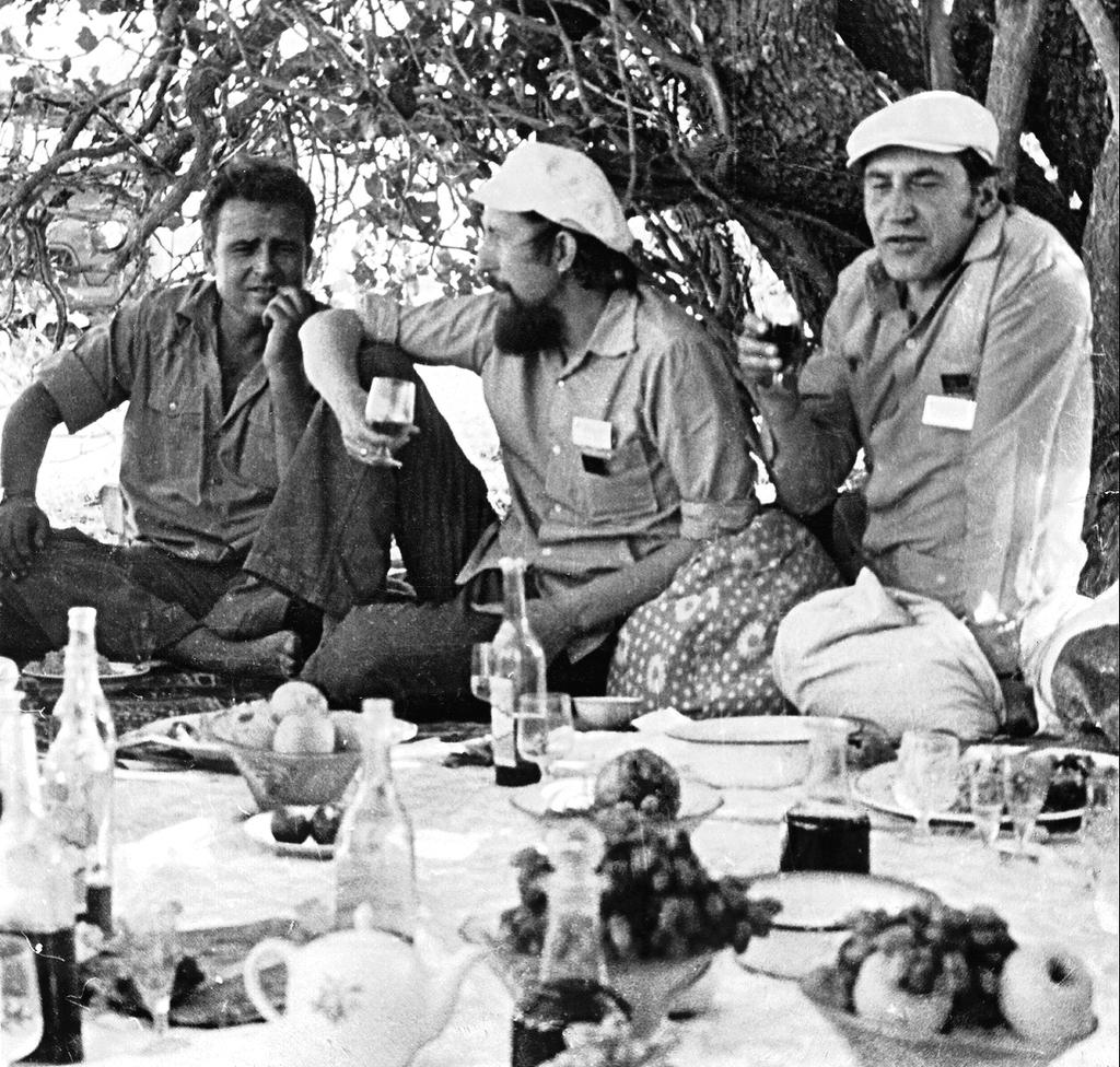 Drozdov Ashkhabad 1978