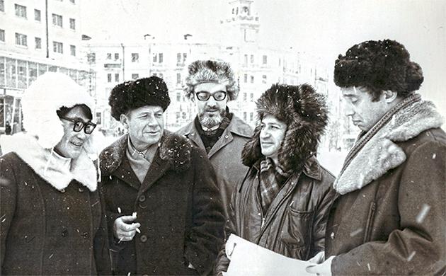 Magadanskie pisateli1978