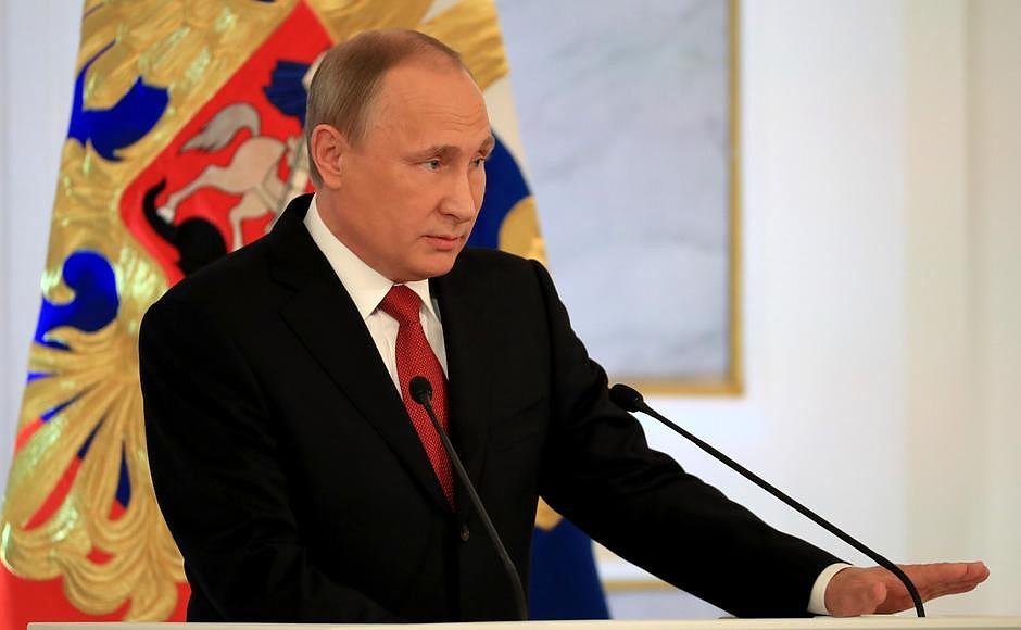 Putin poslanie