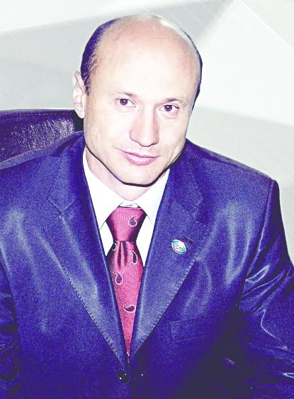 Rektor MGUDT V Belgorodsky