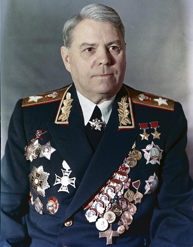 Забытый Маршал Советского Союза - Литературная Россия